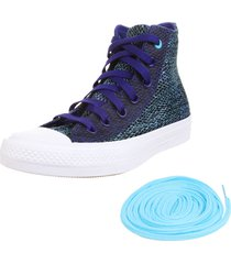zapatilla azul converse chuck taylor all star ii summe