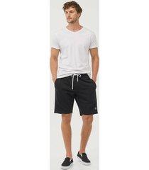 shorts i sweatshirtkvalitet
