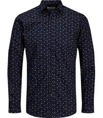 jprblablackpool shirt l/s au20 sts
