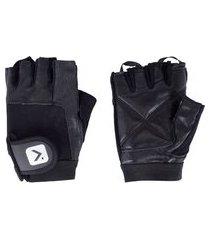luvas para academia oxer gamma rx7 com polegar - adulto