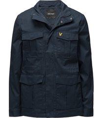 field jacket tunn jacka blå lyle & scott