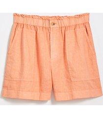 loft lou & grey linen shorts