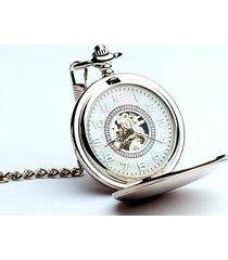 klasyczna elegancja - zegarek na łańcuszku