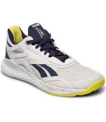 reebok nano x låga sneakers vit reebok performance