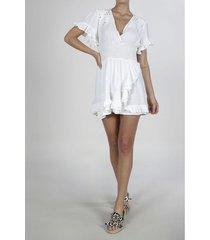 vestido para mujer tennis, corto y fondo entero