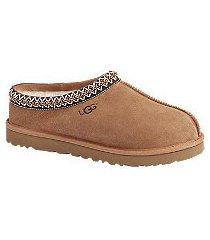 ugg tasman braided collar slippers men's shoes - ,