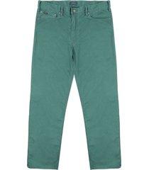 pantalon eucalyptus polo ralph lauren 5 bolsillos straigh fit prospect
