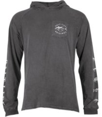 salt life men's fished hoodie pullover