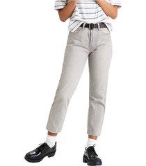 501 original cropped jeans