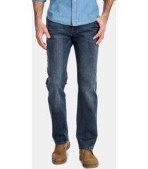 wrangler men's straight-fit jeans