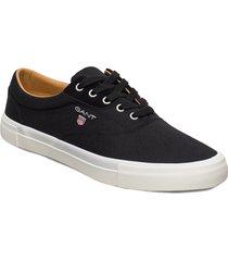 sundale low lace shoes låga sneakers svart gant