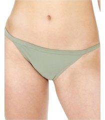 bikini calzón con vivo verde h2o wear