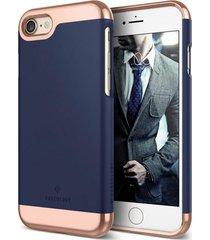 estuche protector caseology savoy iphone  7 - azul