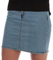 womens hot seven denim skirt