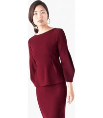 top peplum sharon