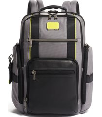 tumi alpha bravo sheppard deluxe backpack -