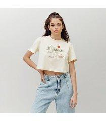camiseta amplia corta manga corta dawa