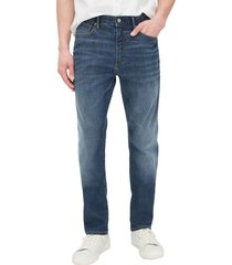 jeans slim light weight dark indigo azul gap