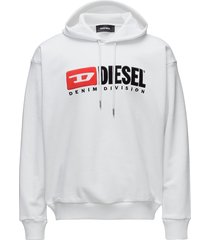 s-division sweat-shirt sweat-shirts & hoodies hoodies wit diesel men