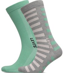 levis men regular cut spliced strip underwear socks regular socks grön levi´s