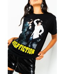 akira pulp fiction dance off t-shirt