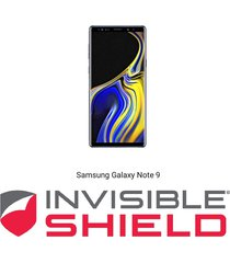 protección invisible shield samsung galaxy note 9 full body