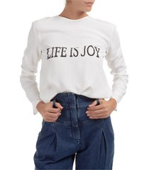 camicia donna maniche lunghe life is joy capsule collection