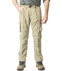 pantalón desmontable beige kannú