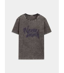 camiseta  con textura urban