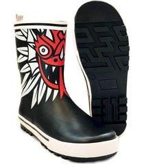 botas de lluvia mujer i am undercover diablico sucio-multicolor