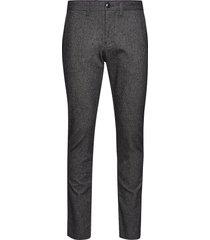pristu cm brushed twill kostuumbroek formele broek grijs matinique