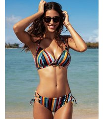 bali bay non wired triangle bikini top