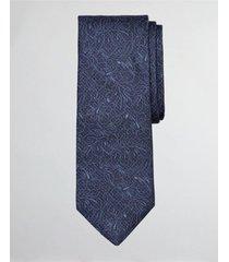 corbata indigo tropical azul brooks brothers