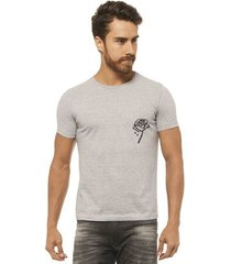 camiseta joss - roses - masculina