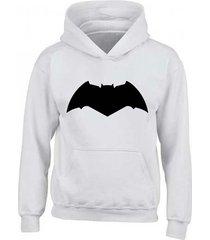 buzo estampado batman con capota saco hoodies
