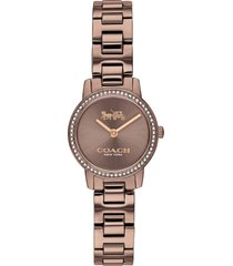 women's coach audrey pave bracelet watch, 22mm