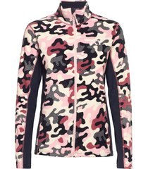 stjerne fleece sweat-shirts & hoodies fleeces & midlayers multi/mönstrad kari traa