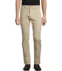 madewell men's penn slim-fit chino pants - distressed - size 28 32