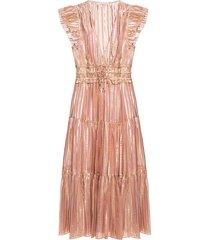 justyne patterned dress