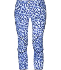 just cavalli 3/4-length shorts