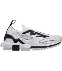 scarpe sneakers uomo in nylon sorrento