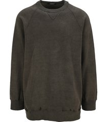 undercover jun takahashi undercover oversized broken sweatshirt