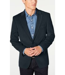 tommy hilfiger men's modern-fit corduroy sport coat