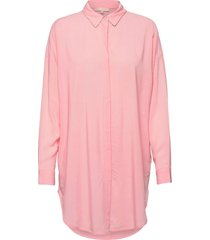 freedom ls long shirt tunika rosa soft rebels