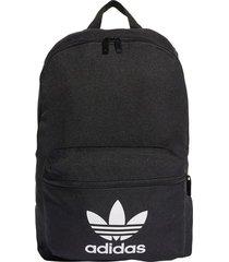 mochila negra adidas adicolor classic