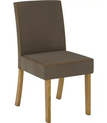 cadeira henn maris s06-501, bege