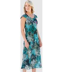 keerbare jurk paola marine