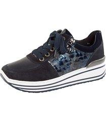 sneakers ara mörkblå
