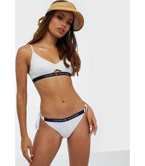 tommy hilfiger underwear cheeky side tie bikini trosa