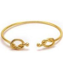 bracelete vestopazzo dois nós feminino - feminino